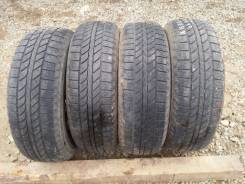 Michelin 4x4 Synchrone. Грязь AT, износ: 30%, 4 шт