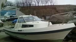 Yamaha Fish 22. Год: 1990 год, длина 6,71м., двигатель подвесной, бензин