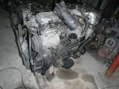 Двигатель в сборе. Toyota Dyna, BU137