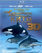 Дельфины и киты: обитатели океана 3D и 2D (Real 3D Blu-Ray)