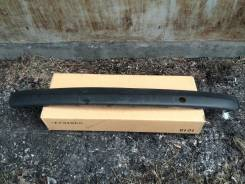 Накладка на бампер. Peugeot 207