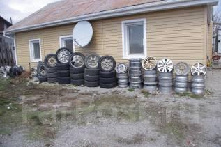 Продам шины, диски и литьё. x20