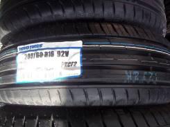 Toyo Proxes CF1. Летние, 2015 год, без износа, 4 шт