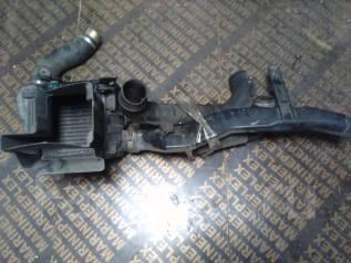 Интеркулер. Toyota Mark II, JZX100 Двигатель 1JZGTE