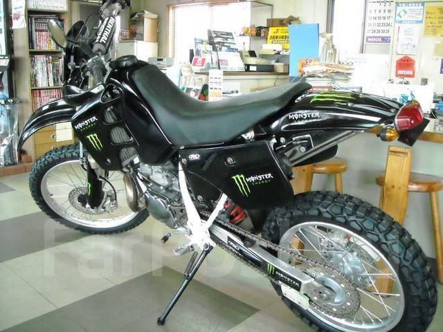 Honda CRM 250. 250куб. см., исправен, птс, без пробега. Под заказ