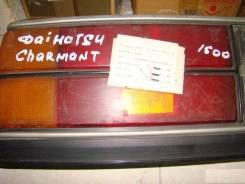 Стоп-сигнал. Daihatsu