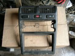 Консоль панели приборов. Toyota Starlet, EP85 Двигатель 4EFE