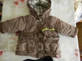 Куртки. Рост: 68-74 см