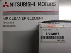Датчик дизельного фильтра. Mitsubishi Pajero Sport