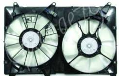 Мотор вентилятора охлаждения. Lexus RX300, MCU10, MCU15 Двигатель 1MZFE. Под заказ