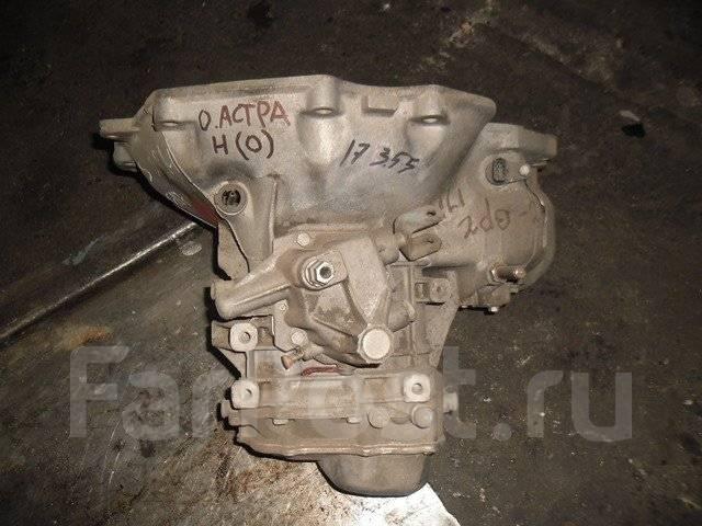 МКПП. Opel Astra Двигатели: Z16XER, Z18XER
