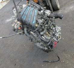 Двигатель. Nissan Cube, YGZ11 Двигатель HR15DE