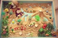 Студии песочной анимации.