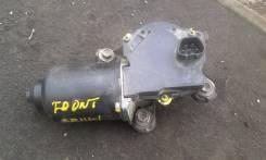 Мотор стеклоочистителя. Toyota Sprinter Carib, AE111, AE111G Двигатель 4AFE