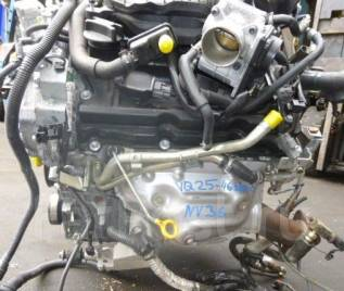 Двигатель. Nissan Skyline, NV36 Двигатель VQ25HR