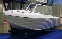Trident. Год: 2016 год, длина 4,50м., двигатель подвесной, бензин