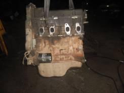 Двигатель. Fiat Panda