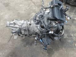 Двигатель в сборе. Daihatsu Terios Kid, J131G Двигатель EFDET