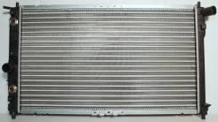 Радиатор охлаждения двигателя. Daewoo Leganza