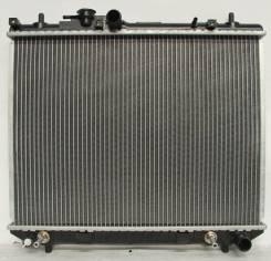 Радиатор охлаждения двигателя. Daihatsu Terios