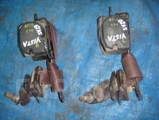 Ремень безопасности. Toyota Vista, SV20