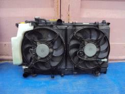 Радиатор охлаждения двигателя. Subaru Exiga, YA5 Двигатель EJ20