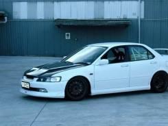 Обвес кузова аэродинамический. Honda Accord, CF4