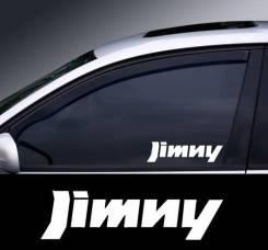 Наклейка. Suzuki Jimny