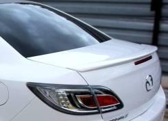 Спойлер. Mazda Mazda6 Mazda Atenza, GHEFP, GH5FW, GH5AS, GH5FS, GH5AP, GH5FP, GHEFW, GH5AW, GHEFS