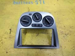 Блок управления климат-контролем. Subaru Impreza WRX STI, GDB Двигатель EJ207