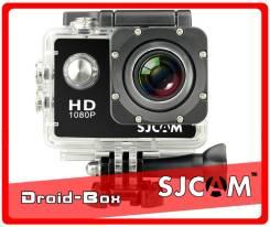 Sjcam SJ4000 - аналог Go Pro. Регистратор, Экшен камера. Черная.