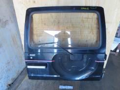 Дверь багажника. Mitsubishi Pajero, L146G, L049G, L048G, L144G, L141G, L041G, L043G, L044G, L149G, L046G