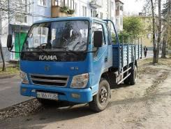 Kama KMC-5051B. Продаю Грузовик 5тонн, 3 500куб. см., 4 855кг.