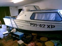 Амур 2. Год: 1987 год, длина 6,00м., двигатель подвесной, бензин