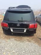 Lexus LX570. 3UR