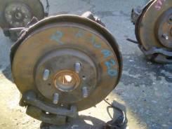 Суппорт тормозной. Toyota Raum, NCZ20