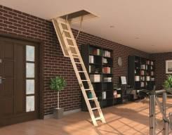 Лестницы чердачные.
