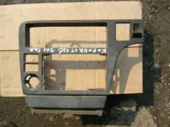 Консоль панели приборов. Toyota Corona, CT176 Двигатель 2C