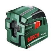 Аренда лазерного уровня Bosch PCL10 (лазерный уровень) + штатив