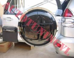 Колпак запасного колеса. Toyota Land Cruiser Prado
