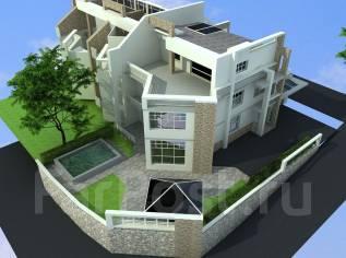 Продается недостроенный дом на Лесной 330 кв. м + 2 гаража 110 кв. Улица Барклая 14, р-н Вторая речка, площадь дома 330 кв.м., централизованный водоп...