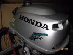Honda. 2,00л.с., 4х тактный, бензин, нога S (381 мм), Год: 2009 год