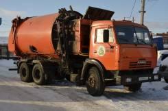 Камаз 53215. Продается мусоровоз КО449-02 на Камаз-53215, 10 850 куб. см.