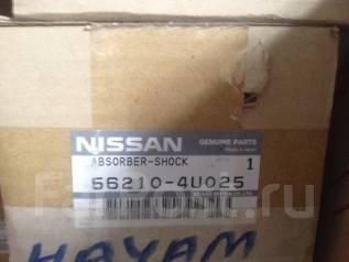 Амортизатор. Nissan Tino, HV10, V10 Двигатели: QG18DE, SR20DE