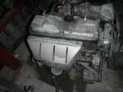 Двигатель в сборе. Toyota Dyna, BU102