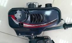 Hangkai. 3,50л.с., 2х тактный, бензин, нога S (381 мм), Год: 2015 год