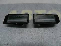 Фонари подсветки номера Mitsubishi ASX GA2W 4B10