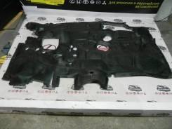 Шумоизоляция моторного щита Nissan Murano