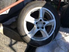 Оригинальные диски Porsche Cayenne с резиной GoodYear Eagle 235/50 R19. 9.0x19 5x130.00 ET60 ЦО 71,6мм.