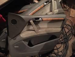 Обшивка двери. Audi Q7
